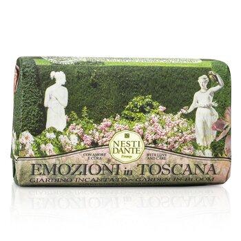 Emozioni In Toscana Natural Soap - Garden In Bloom (250g/8.8oz)