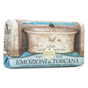 Emozioni In Toscana Natural Soap - Thermal Water (250g/8.8oz)
