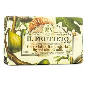 Il Frutteto Soothing Soap - Fig & Almond Milk (250g/8.8oz)