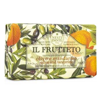 Il Frutteto Moisturizing Soap - Olive & Tangerine (250g/8.8oz)