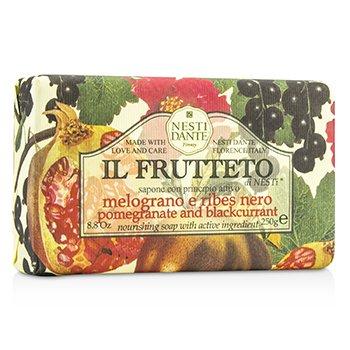 Nesti Dante Il Frutteto Питательное Мыло - Гранат и Черная Смородина 250g/8.8oz