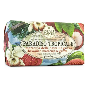 Paradiso Tropicale Triple Milled Natural Soap - Hawaiian Maracuja & Guava (250g/8.8oz)