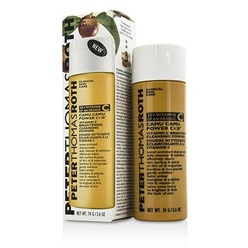 Peter Thomas Roth Camu Camu Power Cx30 Vitamin C Осветляющая Очищающая Пудра 74g/2.6oz