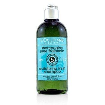 Aromachologie Revitalising Fresh Shampoo (Daily Use) (300ml/10.1oz)