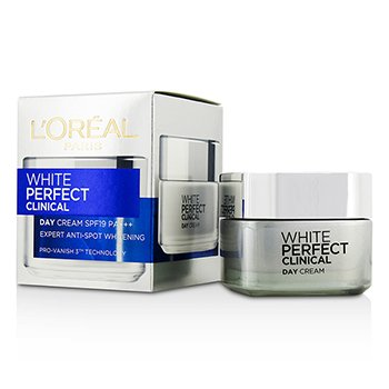 White Perfect Clinical Day Cream SPF19 PA+++ (50ml/1.7oz)
