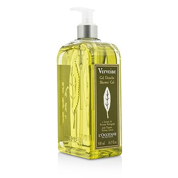 Verveine (Verbena) Shower Gel (500ml/16.9oz)