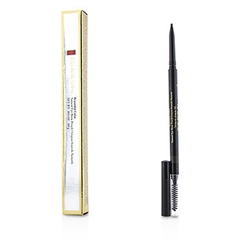 Beautiful Color Natural Eye Brow Pencil - # 04 Natural Black (0.09g/0.003oz)