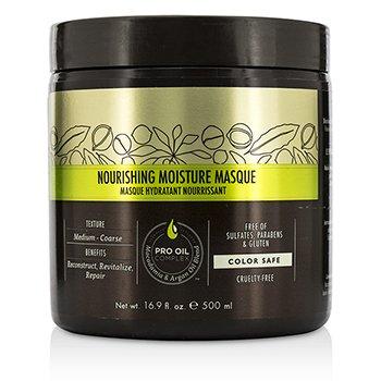 Macadamia Natural Oil Professional Питательная Увлажняющая Маска 500ml/16.9oz
