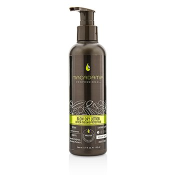 Macadamia Natural Oil Professional Лосьон для Укладки Феном 198ml/6.7oz