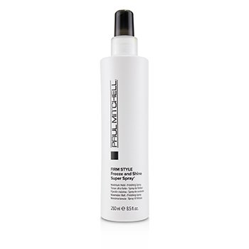 Paul Mitchell Firm Style Супер Спрей для Блеска Волос (Завершающий Спрей) 250ml/8.5oz