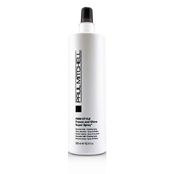 Paul Mitchell Firm Style Супер Спрей для Блеска Волос (Завершающий Спрей) 500ml/16.9oz