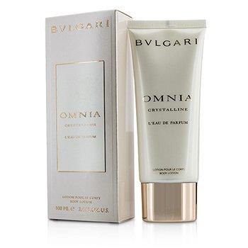 Bvlgari Omnia Crystalline LEau De Parfum Лосьон для Тела 100ml/3.4oz