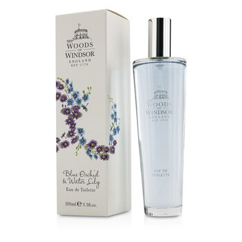 Woods Of Windsor Blue Orchid & Water Lily EDT Spray 100ml/3.3oz women EDC
