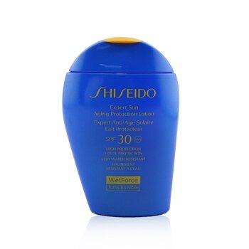 Shiseido WetForce Expert Sun Солнцезащитный Лосьон для Лица и Тела SPF 30 100ml/3.4oz
