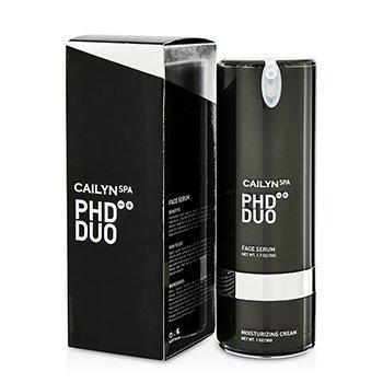 PHD Duo: Face Serum 1.7oz + Moisturizing Cream 1oz (50g+30g)
