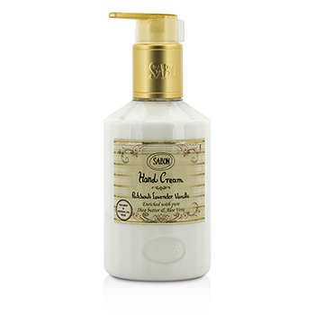 Hand Cream - Patchouli Lavender Vanilla (200ml/7oz)