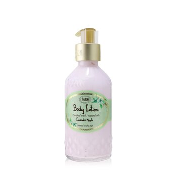 Body Lotion - Lavender Apple (With Pump) (200ml/7oz)