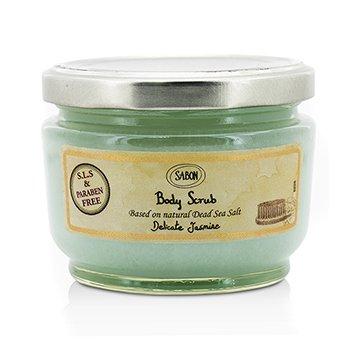 Body Scrub - Delicate Jasmine (320g/11.3oz)