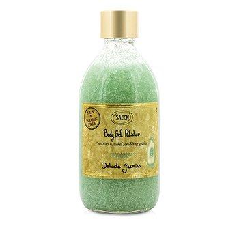 Body Gel Polisher - Delicate Jasmine (300ml/10oz)