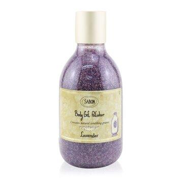 Body Gel Polisher - Lavender (300ml/10oz)