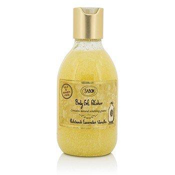 Body Gel Polisher - Patchouli Lavender Vanilla (300ml/10oz)
