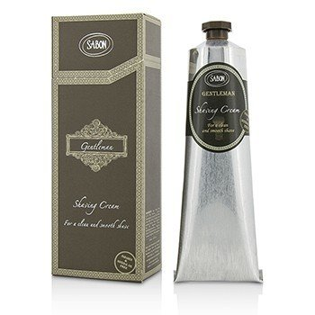 Sabon Крем для Бритья - Gentleman 150ml/1.66oz