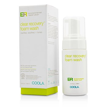 Coola Environmental Repair Plus Восстанавливающая Пенка для Умывания 100ml/3.4oz