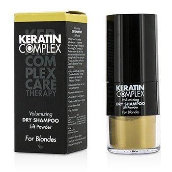 Keratin Complex Care Therapy Сухой Шампунь для Объема Волос - # Blondes 9g/0.3oz