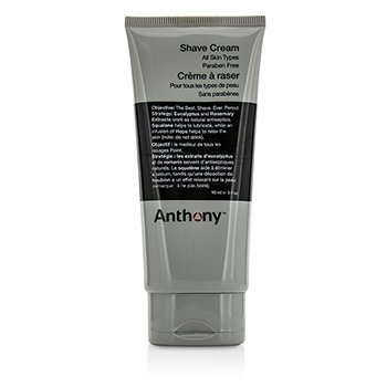Anthony Logistics For Men Крем для Бритья 90ml/3oz