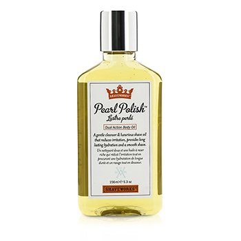 Shaveworks Pearl Polish Dual Action Body Oil (156ml/5.3oz)