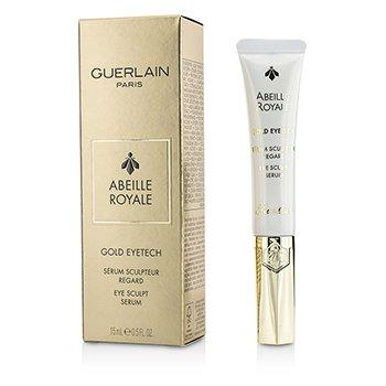Guerlain Abeille Royale Gold Eyetech Моделирующая Сыворотка для Век 15ml/0.5oz