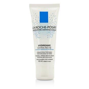 Hydreane Thermal Spring Water Cream Sensitive Skin Moisturizer - Extra Rich (40ml/1.35oz)