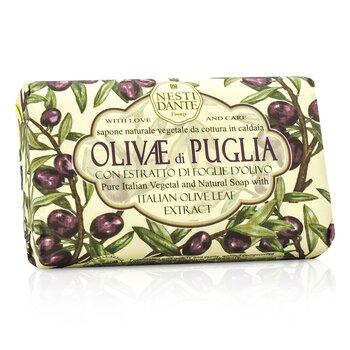 Nesti Dante Натуральное Мыло с Экстрактом Итальянской Оливы - Olivae Di Puglia 150g/3.5oz