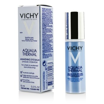 Vichy Aqualia Thermal Бодрящий Бальзам для Век 15ml/0.5oz