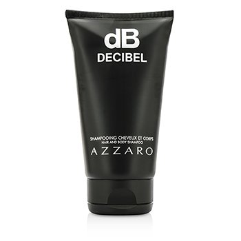 Decibel Hair & Body Shampoo (Unboxed) (150ml/5oz)