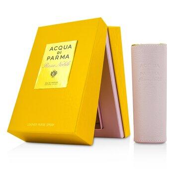Acqua Di Parma Rosa Nobile Парфюмированная Вода Спрей в Кожаном Футляре 20ml/0.7oz