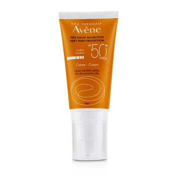 Very High Protection Cream SPF 50+ (For Dry Sensitive Skin) (50ml/1.7oz)