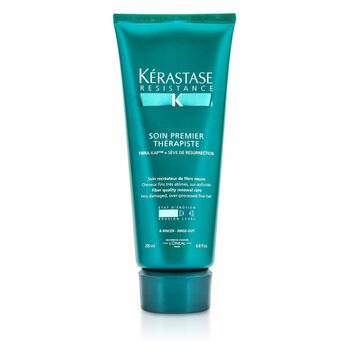 Resistance Soin Premier Therapiste Fiber Quality Renewal Care (For Very Damaged, Over-Porcessed Fine Hair) (200ml/6.8oz)