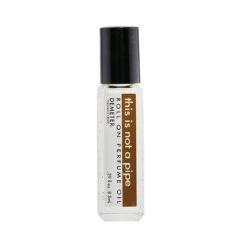 This Is Not A Pipe Roll On Perfume Oil (8.8ml/0.29oz)