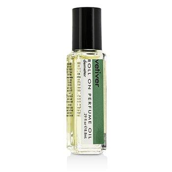Vetiver Roll On Perfume Oil (8.8ml/0.29oz)