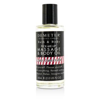 Candy Cane Truffle Massage & Body Oil (60ml/2oz)