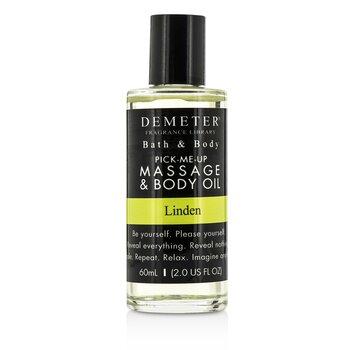 Linden Massage & Body Oil (60ml/2oz)