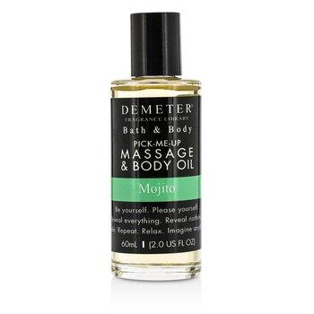 Mojito Massage & Body Oil (60ml/2oz)
