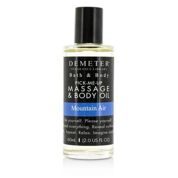Mountain Air Massage & Body Oil (60ml/2oz)