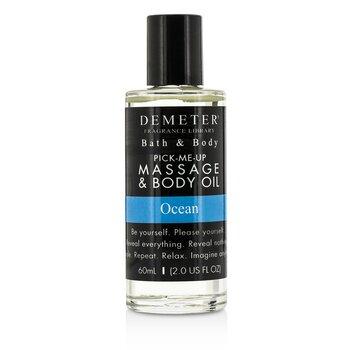 Ocean Massage & Body Oil (60ml/2oz)