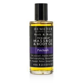 Patchouli Massage & Body Oil (60ml/2oz)