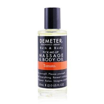 Tomato Massage & Body Oil (60ml/2oz)