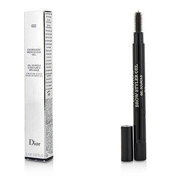Christian Dior Diorshow Гель для Бровей - # 002 Блонд 2.2ml/0.07