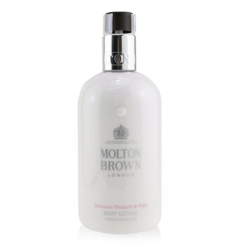 Delicious Rhubarb & Rose Body Lotion (300ml/10oz)
