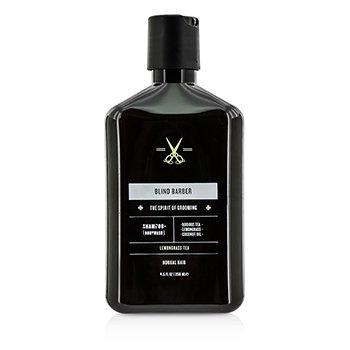 Blind Barber Lemongrass Tea Шампунь + {Гель для Душа} (для Нормальных Волос) 250ml/8.5oz
